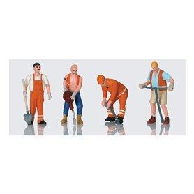 LGB 51404 Worker Figures