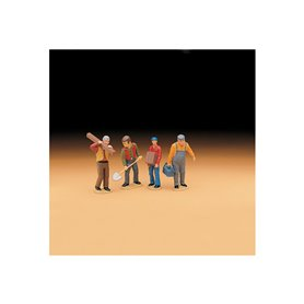 LGB 51430 Worker Figures, Set 1