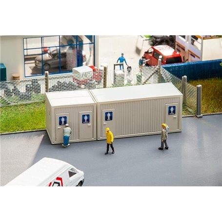 Faller 130131 Containertoaletter