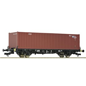 Containervagn 440 6 388-9 Lgjs typ DB