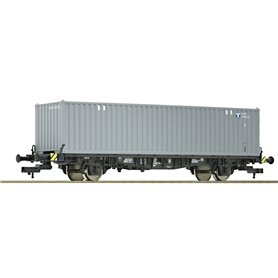 Containervagn 440 6 170-1 Lgjs typ DB