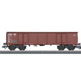 Öppen godsvagn 532 0 168-3 Eaos typ DB