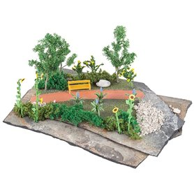 Faller 181111 Do-it-yourself Minidiorama Park