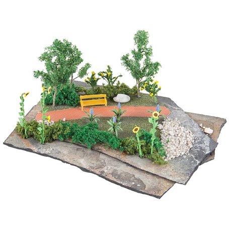 Faller 181111 Do-it-yourself Minidiorama Park