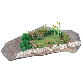 Faller 181112 Do-it-yourself Minidiorama Garden