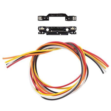 Faller 163759 Car System Digital LED Lighting kit for lorry MB SK, F2000 (HERPA)
