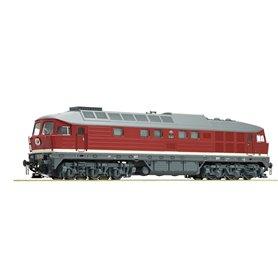 Diesellok klass BR 132 025-8 typ DR