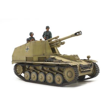 """Tamiya 35358 German Self-Propelled Howitzer - Wespe """"Italian Front"""""""