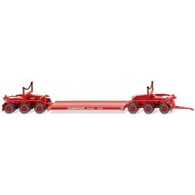 Wiking 85133 Low-loader trailer (Scheuerle) 'Rosenkranz'
