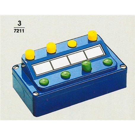 Märklin 7211 Kopplingspult