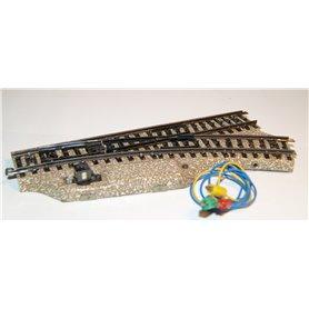 Märklin 5119R Elektromagnetisk växel höger, standard