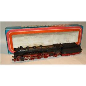 Ånglok med tender klass 003 160-9 typ DB