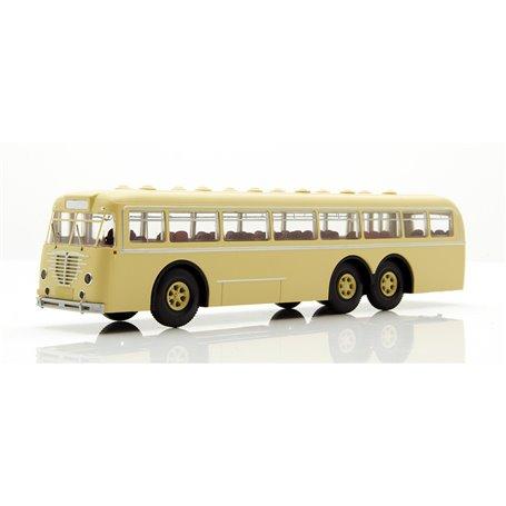 Brekina 59420 Buss Büssing 12000 T, beige