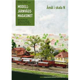 Media BOK270 MJ Magasinet Nr. 33/2018 Juni