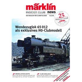 Märklin INS32018 Märklin Insider 03/2018