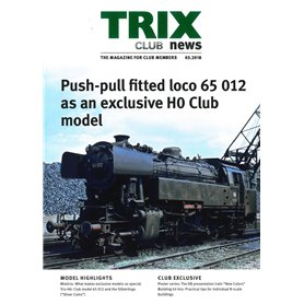 Trix CLUB32018 Trix Club 03/2018