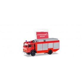 Herpa 013512 Herpa MiniKit. Iveco Magirus rescue vehicle, red