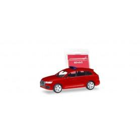 Herpa 013536 Audi Q7, red