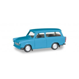 Herpa 020770-005 Trabant 601 S Universal, light blue