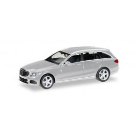 Herpa 038393-004 Mercedes-Benz C-Class T-Modell Elegance, silver metallic