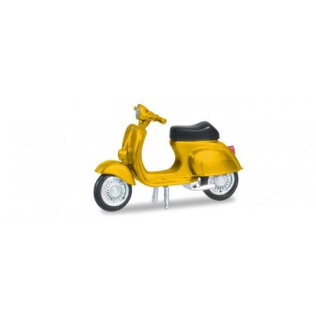 Herpa 053143-004 Vespa 50 R, traffic yellow