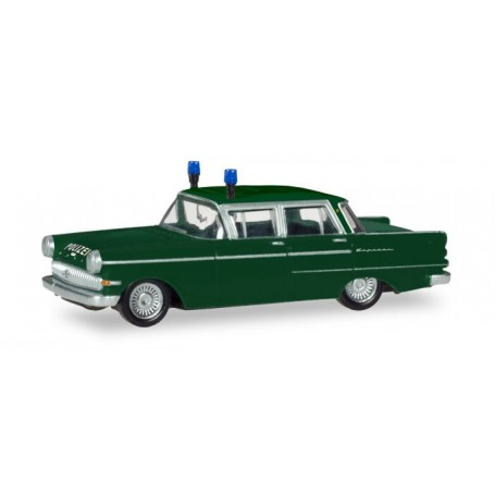 Herpa 093835 Opel Kapitän 'Police Department'