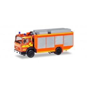 Herpa 093996 Iveco Magirus rescue vehicle 'Furth im Wald fire Department'
