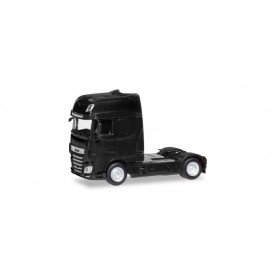 Herpa 309103 DAF XF Euro 6 SSC rigid tractor facelift, black