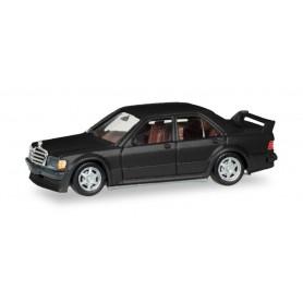 Herpa 430654 Mercedes-Benz E 190 (E 2,5 16V) black metallic