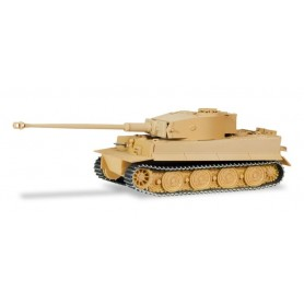 Herpa 746427 Battle tank Tiger, version E with 88 mm cannon, 43L71, autumn 1943
