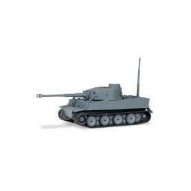 Herpa 746434 Battle tank Tiger, prototype no. V1 with additional armor and snorkel, April 1942