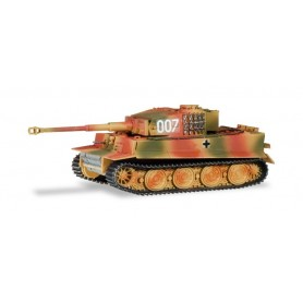 Herpa 746441 Battle tank Tiger, last version, tank battalion 101 Normandy, June 1944