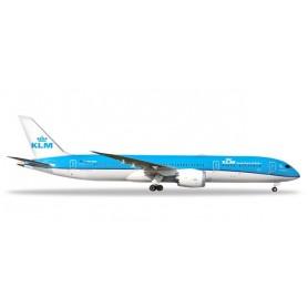 Herpa 528085-002 Flygplan KLM Boeing 787-9 Dreamliner