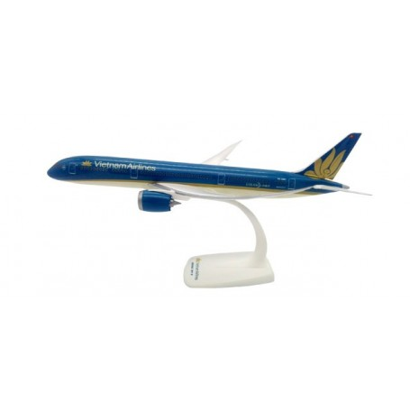 Herpa 612005 Flygplan Vietnam Airlines Boeing 787-9 Dreamliner