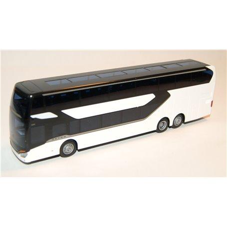 AMW 11311.1 Buss Setra S 531 DT, utan tryck, helvit