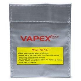 Vapex LIPOBAGB Laddpåse/förvaringspåse för Li-Po batterier, stor