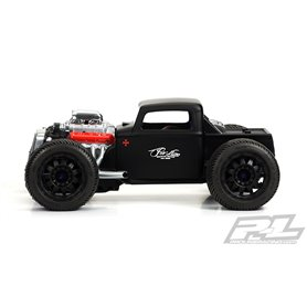 Pro-Line 3410.00 Kaross Rat Rod Clear Body för REVO 3.3, Summit and E-REVO (with trimming), 1 st