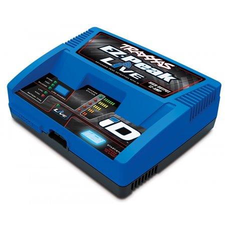 Traxxas 2971 EZ-Peak Live 12A NiMH/Li-Po Laddare Auto ID