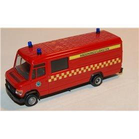 """Mercedes Benz Vario """"Räddningstjänsten"""""""