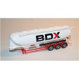 "Tank trailer 55m³ 3a 'BDX"""