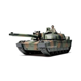 Tanks French Main Battle Tank - Leclerc Series 2