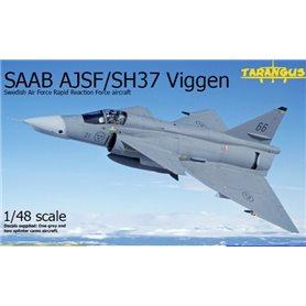 "Flygplan SAAB AJSF/SH37 ""Viggen"""