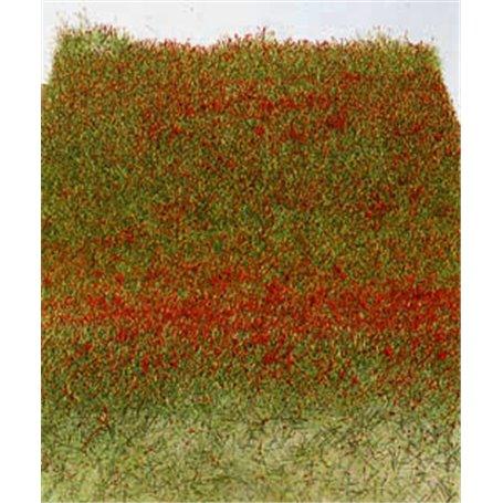 Noch 06208 Gräsmatta, blomgräs, 27 x 13 cm