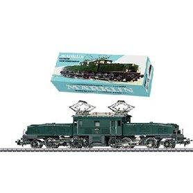 "Swiss Federal Railways (SBB) class Ce 6/8 III ""Crocodile"