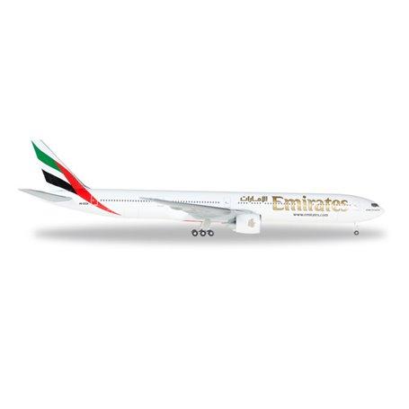 Herpa 518277.4 Flygplan Emirates Boeing 777-300ER