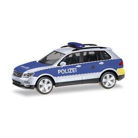 "VW Tiguan ""Polizei Wiesbaden"""