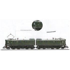 """Märklin 37759 Ellok klass El 12 typ NSB """"Patinerad"""""""