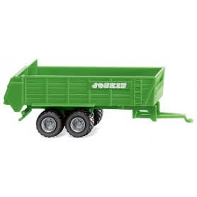Wiking 95503 Joskin universal spreader - yellow-green