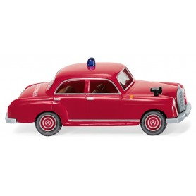 Wiking 86144 Mercedes Benz 180 'Fire Brigade'