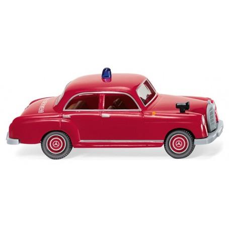 Wiking 86144 Mercedes Benz 180 'Fire Brigade'
